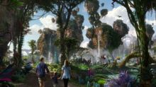First look at Disney's upcoming World of Avatar theme park attraction