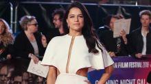 Michelle Rodriguez como la personificación del glamour