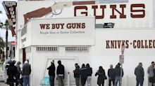 Pandemic pushes U.S. gun sales to all-time high