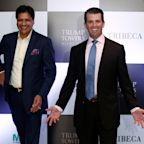 Donald Trump Jr. Arrives in India to Promote Trump-Branded Luxury Apartments