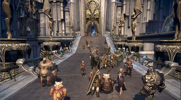 TERA devs talk grind, player choice
