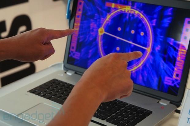 HP lays claim to the first fanless Haswell PC and the first Leap Motion laptop