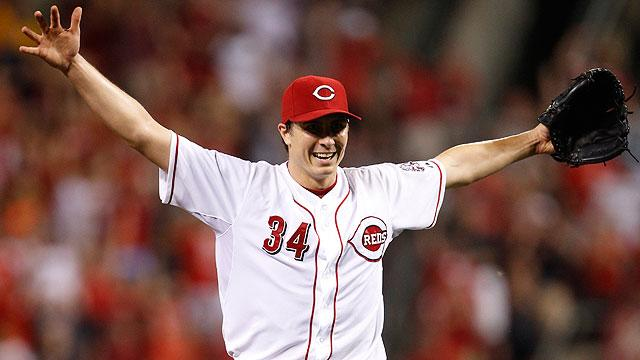 Who is Homer Bailey?
