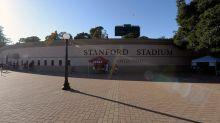Jackrabbit invades field at Stanford, scores touchdown (Video)
