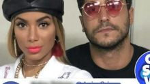Fã reclama que Anitta dá mais atenção ao marido do que carreira e ela se enfurece