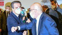 """Inaugurazione ospedale Fiera, è polemica: """"Diventerà nuovo focolaio"""""""