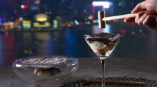 【尖沙咀西餐】28樓頂層嘆歐陸菜 小木槌敲破朱古力食甜品?