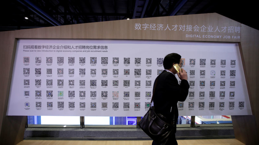 China tech firms, seeking passion and energy, promote younger staff