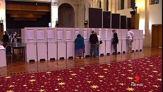 Victorians to go to the polls
