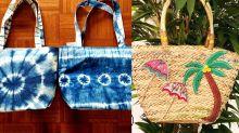 5 modelos de bolsas para arrasar na praia