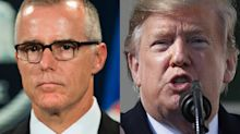 Former acting FBI director believes Trump could be a Russian asset