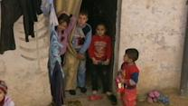 Syrian Families Forced to Cross Border Into Lebanon