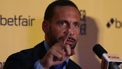 Rio Ferdinand warned he could die in the ring
