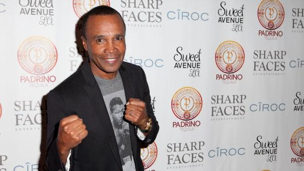 RADIO: Sugar Ray Leonard -- 'I fought the best'