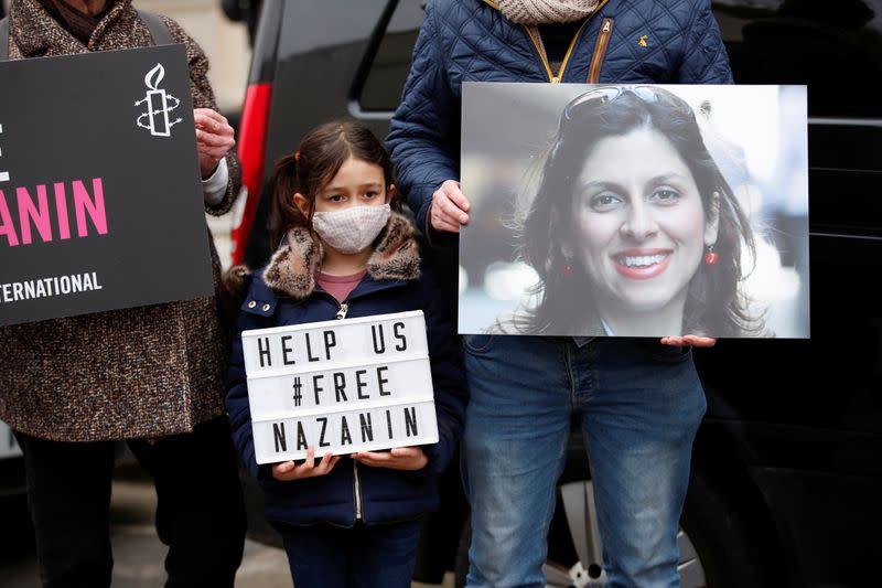 Trial of British-Iranian aid worker Zaghari-Ratcliffe was ...
