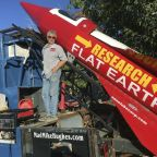 Flat-Earther to take off in homemade rocket in bid to discover truth
