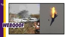 Pics From Libya, B'luru Shared as 'Indian Jet Shot Down in Nepal'