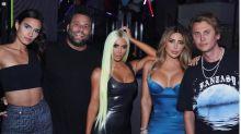 Kim Kardashian got a neon green Lamborghini to match her wig