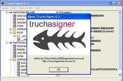 Trucha Signer opens new Wii hacking possibilities