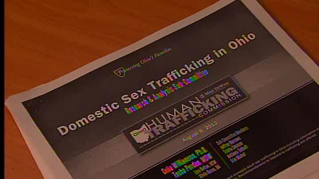State of Ohio trafficking report released