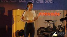 羽球/小戴代言當健身教練 要教粉絲「米字步」