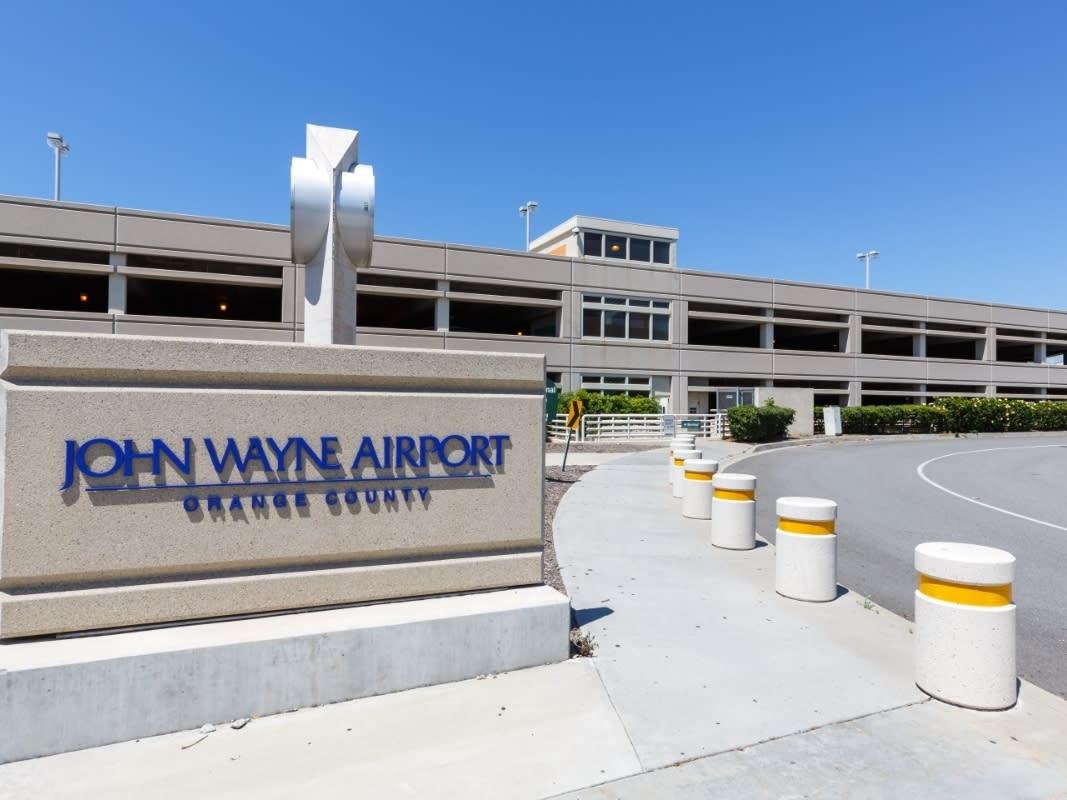 Politicians call for California's John Wayne Airport to be renamed