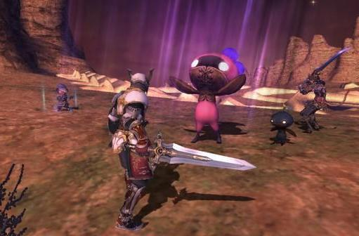 Our tour through Final Fantasy XI's June update and Visions of Abyssea