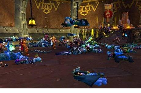 15 Minutes of Fame: Mixlering it up in world PvP