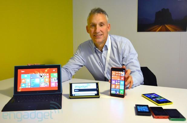 Nokia's Chris Weber says there's no 'silver bullet' for Windows Phone success