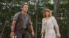 Chris Pratt paid £1.5m more than Bryce Dallas Howard for 'Jurassic World 2'
