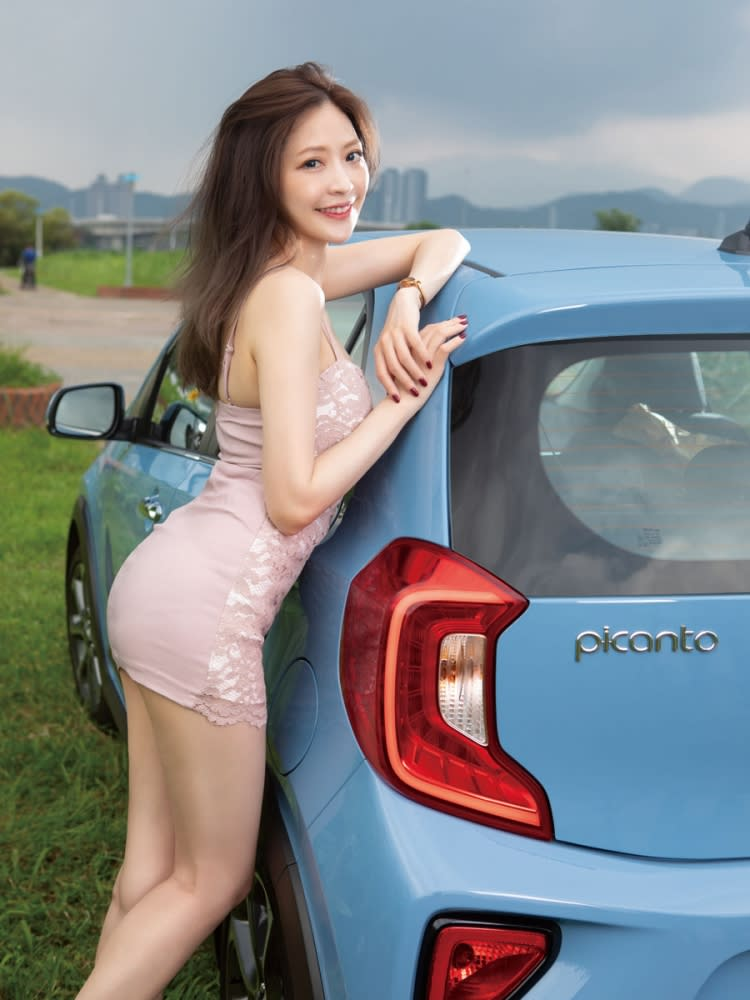 【Date With LUCY】Kia Picanto X-Line 誠意滿滿的優質首選