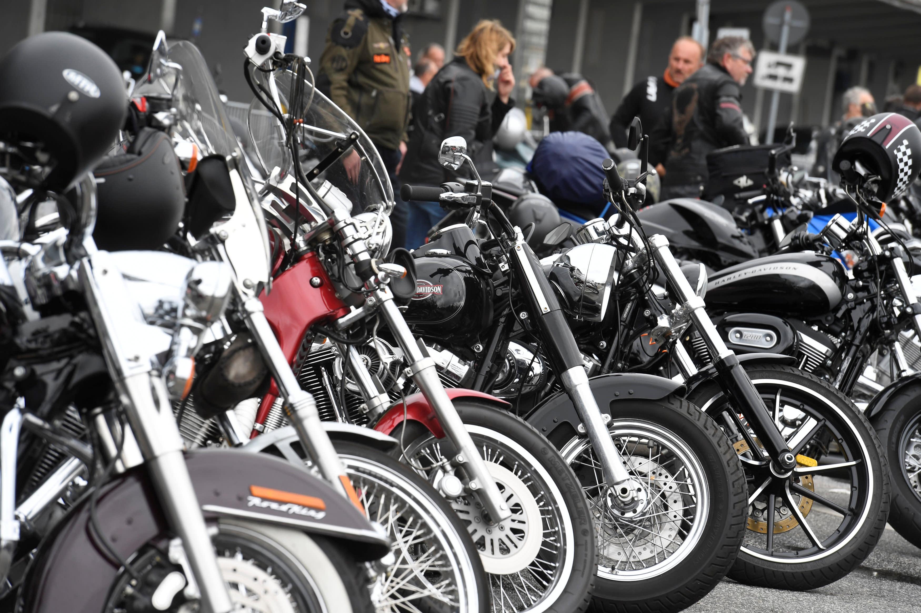Trump should buy Harley-Davidson