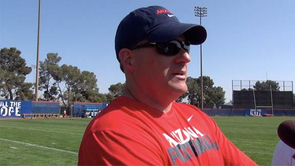 Rich Rodriguez - March 23