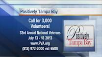 Positively Tampa Bay: National Veteran Wheelchair Games Select Tampa