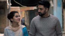Taapsee as Amrita Pritam and Abhishek as Sahir In Bhansali's Film?