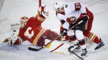 Connor Brown scores twice for Ottawa Senators in 4-2 win over Calgary Flames