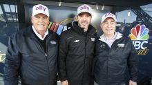 NASCAR's Jimmie Johnson lands new sponsor in Ally Financial