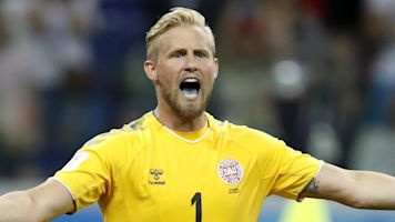 Chelsea target Schmeichel placed 'in the top three'