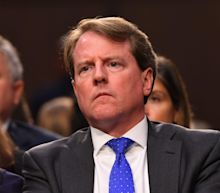 Trump Justice Department subpoenaed info from White House counsel Don McGahn's Apple account: report