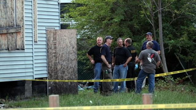 Gruesome Find Rocks Cleveland Suburb