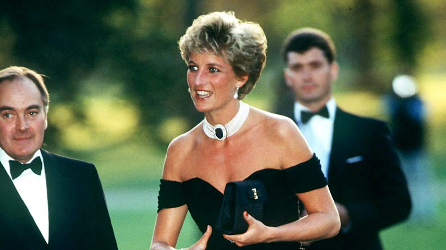 The Real Story of Princess Diana's 'Revenge' Dress —and How She Nearly Didn't Wear It