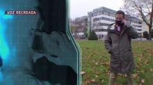 Un trabajador de BioNTech, laboratorio que fabrica la vacuna Pfizer, cuenta en televisión el acoso que están recibiendo