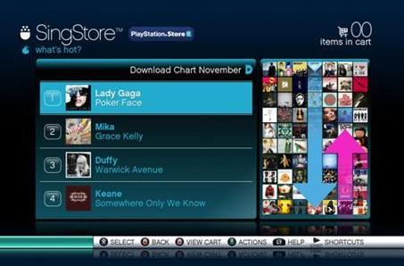 SingStar's European tracks come stateside, all releases worldwide from now on