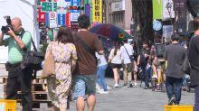 快新聞/熱昏! 衛福部統計7月至今熱傷害通報數創4年新高