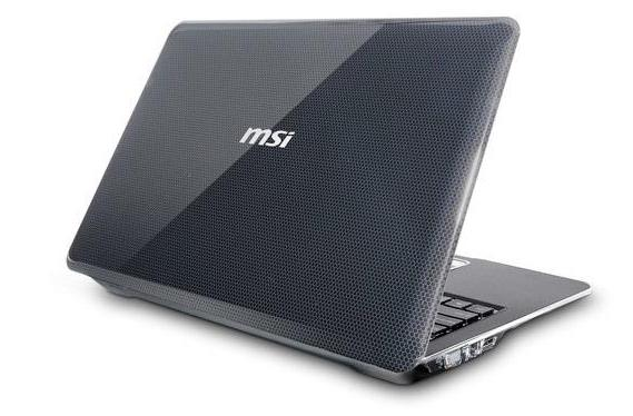 MSI's Fusion-powered X370 laptop gets $579 price tag, hits Amazon and Newegg