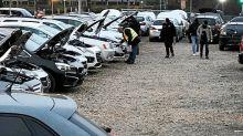 Prozess : Polizist Rolf L. und die Autoschieber-Bande vor Gericht