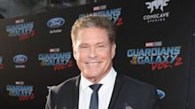 "David Hasselhoff's Road to 'Guardians of the Galaxy'? 'It All Started with ""Knight Rider!""'"