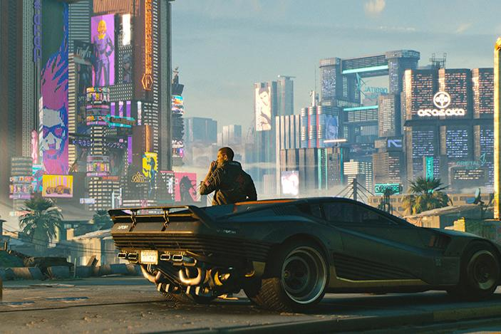 'Cyberpunk 2077' PS5 and Xbox Series X/S upgrades delayed until 2022