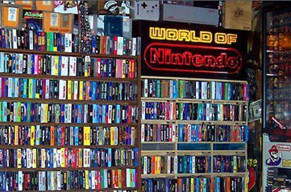 Eight-bit collectors are ob-NES-sed