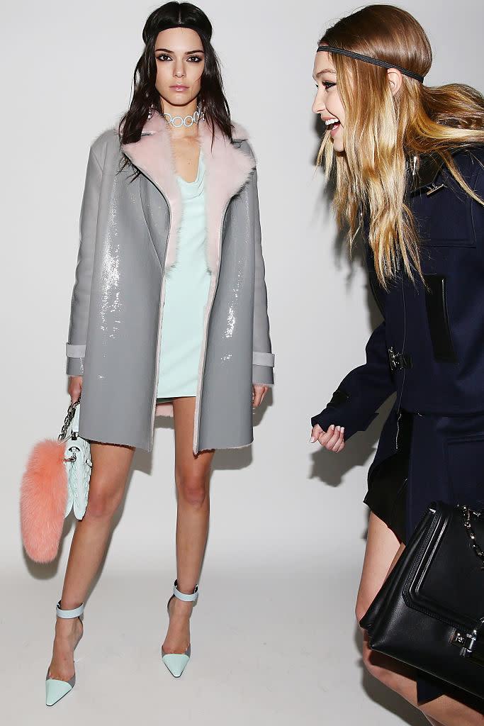 34dffd2c4b32 Gigi Hadid and Kendall Jenner